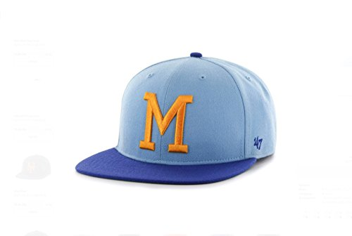 mlb-47-brand-milwaukee-brewers-hole-shot-two-tone-fitted-hat-light-blue-7
