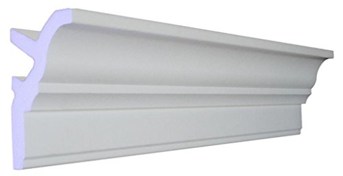 56 Ft of 4.5'' Angelo Foam Crown Molding room kit W/precut corners on end of lengths (AVAILABLE IN 5 OTHER STYLES AND QUANTITIES-SEE OUR OTHER LISTINGS) by Austin Crown Molding by Austin Crown Molding
