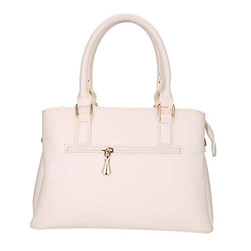 Mano Borsa Pelle A Bianco Tracolla Borse Tote Shopper Donna Multifunzione gxqBFIx6w