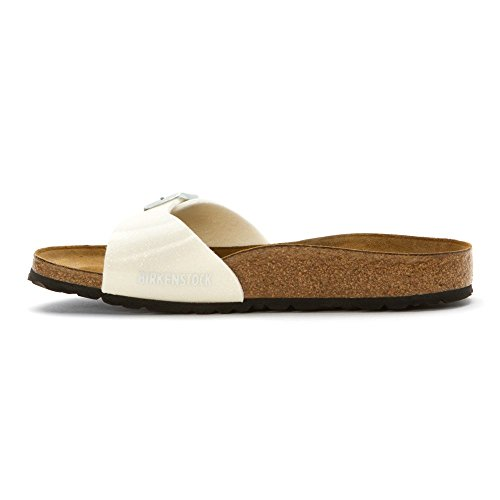 Sandals Magic Madrid Galaxy White Bilkensstock 37 UBwPqx