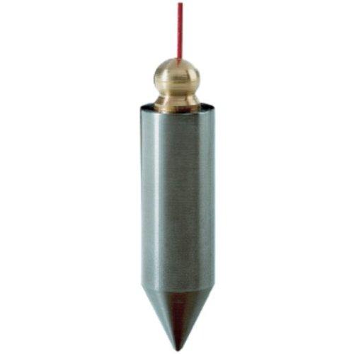 Senklot Stahl , Gewicht : 500 g, Kopfgewicht : 19,0 mm NOW