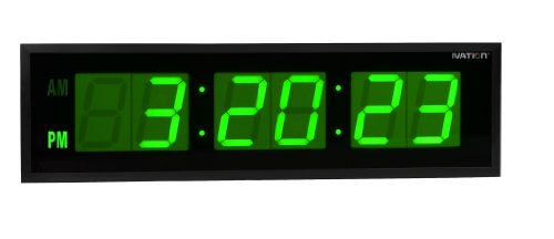 DBTech Large Oversized Digital Clock