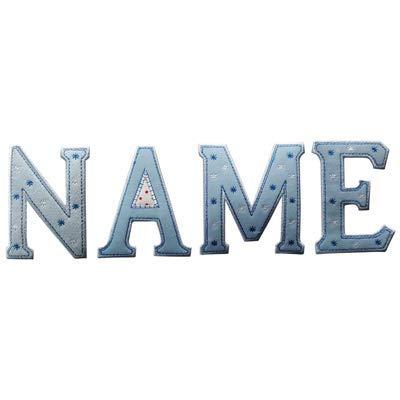 5 letras 5cm TrickyBoo todo tienda bor baratas españa hacer aplicaciones grupo marcas termoadhesivas facil crear ...