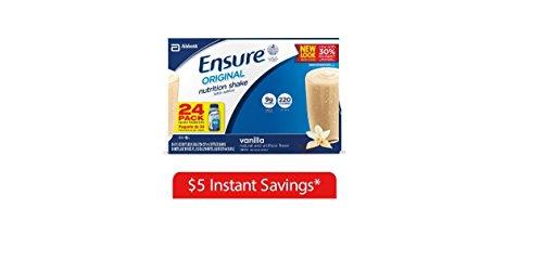 Cheap Ensure Original Nutrition Shake, Vanilla (8 fl. oz., 24 ct.)