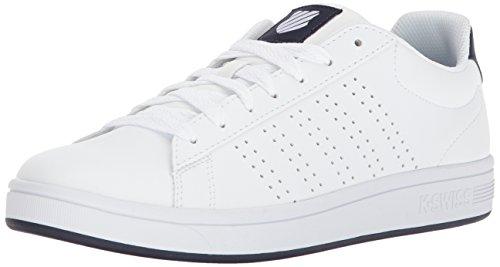 White Casper K Men's S Swiss Sneaker Navy Court qxzg8Y