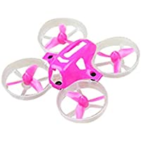 QWinOut Tiny6 Kit Main Frame With 31mm Propeller Props for RC Racing Drone Quadcopter (Rose Red)