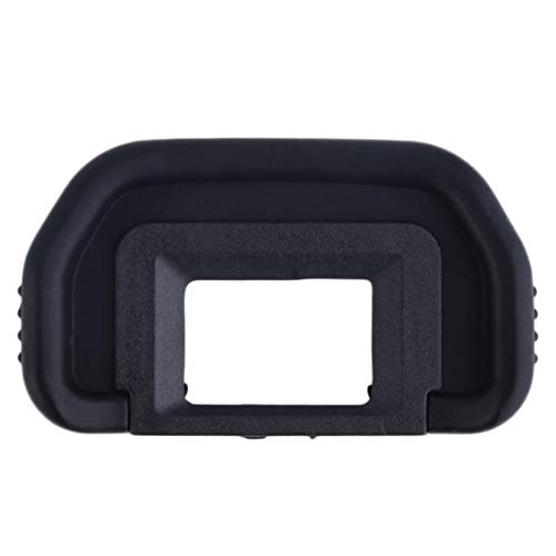 Chelsea Black Rubber Eyecup Eyepiece EB for Canon EOS 10D 20D 30D 40D 50D 60D 550D ()