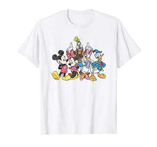 Disney Mickey Mouse and Friends T