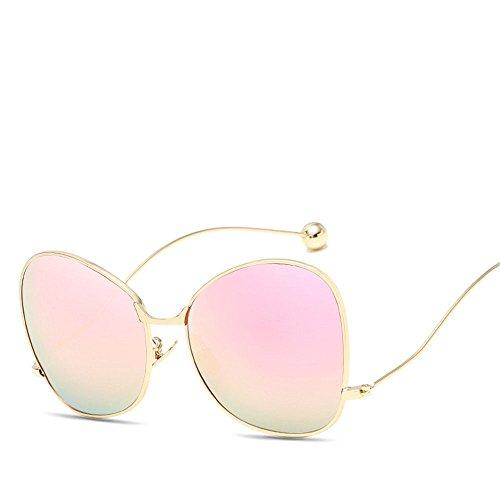 Chahua Lunettes tendance lunettes de soleil Lunettes de soleil grand cadre personnalisé