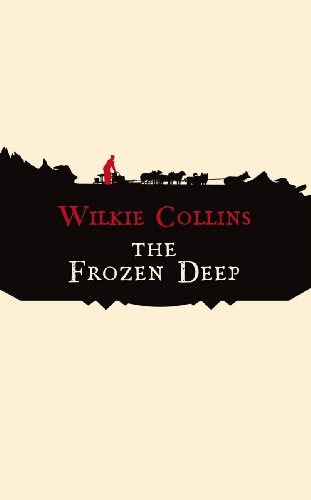 book cover of The Frozen Deep