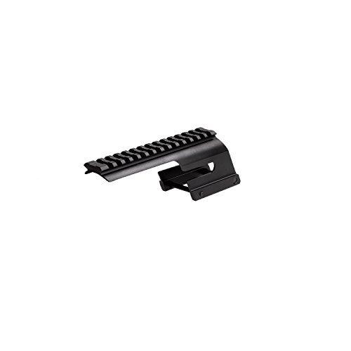 Sun Optics USA Shotgun Rail Rem 870/1100/1187 Lh/Rh 20-ga Saddle Scope Mount