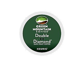 Green Mountain Double Black Diamond Coffee K-Cup Portion Pack for Keurig Brewers 192-Count by Green Mountain Coffee