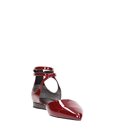 PATENT WINE FOR SHANK Scarpa EDITH OPEN WHAT LEATHER Wine tvTUWwq