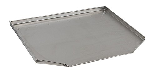 Stainless Steel Dish Drain Board (Side Opening)