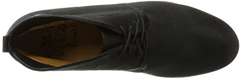 Think! Women's Ebbs_181131 Desert Boots, Black Black (Black 00)