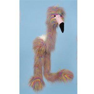Sunny toys 38'' Rainbow Flamingo Marionette