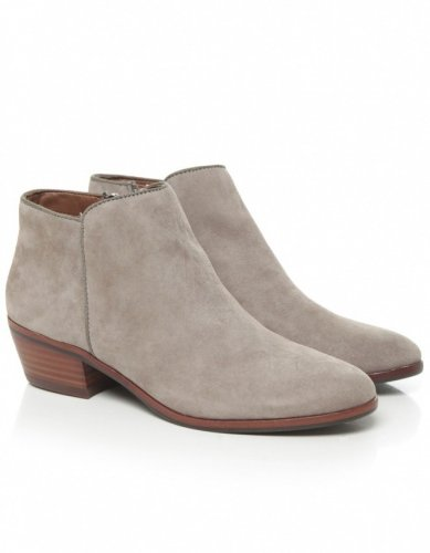 Sam Edelman Petty Suede Ankle Boots US8 / UK5 Beige