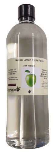 Green Apple Natural Flavor 2 oz by OliveNation