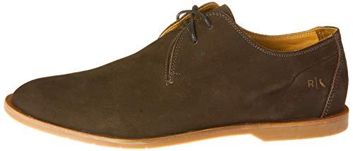 Sapato Casual Theon Reserva  Masculino Cafe 44