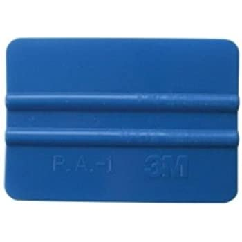 3M Hand Applicator Squeegee PA1-B Blue