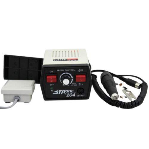 BTdahong Dental Marathon Polisher Strong Micromotor Polieren Handst/ück 102L 204+40K rpm