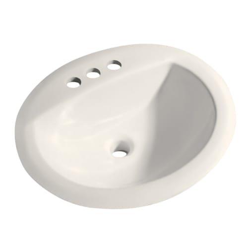 Oval 19 Lavatory Sink - 8