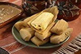 Del Real Foods Gourmet Cheese Tamales And Green Chile