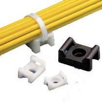 Panduit TM1S4-M CABLE TIE ANCHOR MOUNT #4 SCREW (package of 100)