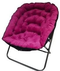 2 Pack NPS 3200 Series Premium 2 Vinyl Upholstered Double Hinge Folding Chair, Black