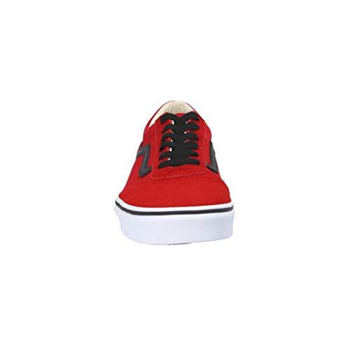canvas Vans Suede Sneaker Ward Unisex rqrEpwUxn5