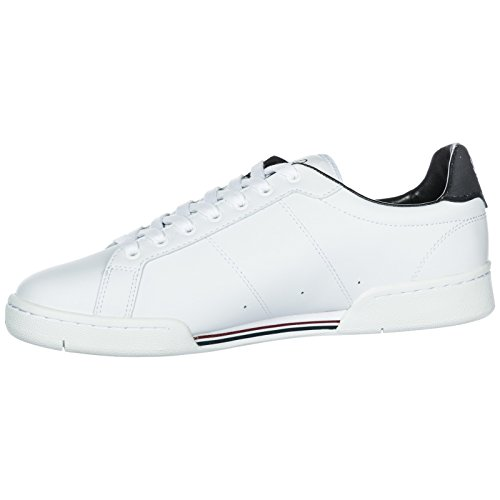 B7222 White Fred Uomo Sneakers Perry O6A4xq54