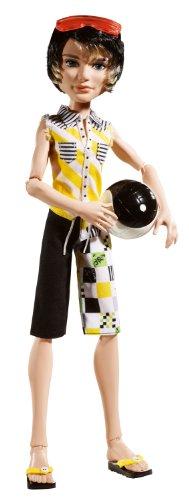 [Monster High Gloom Beach Jackson Jekyll Doll] (Jackson Monster High)