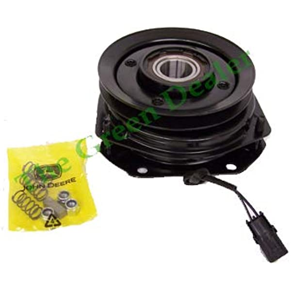 Amazon.com: John Deere 316 & 318 Complete Electric PTO Clutch: Garden &  OutdoorAmazon.com