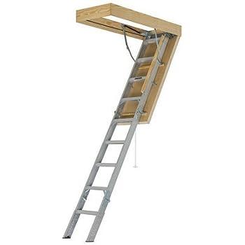 Versa Lift Attic Ladder Safety Railing Model Vr 60