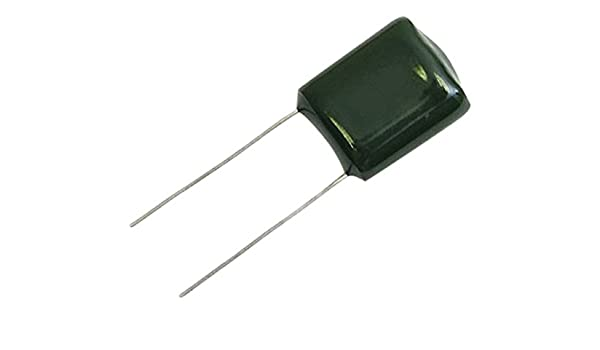E-Projects B-0002-C14 Mylar Film Capacitor, 5%, 0 33uF, 100V (Pack