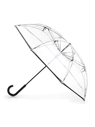 totes InBrella Reverse Close Umbrella, Clear (Bubble Me Near Umbrella)