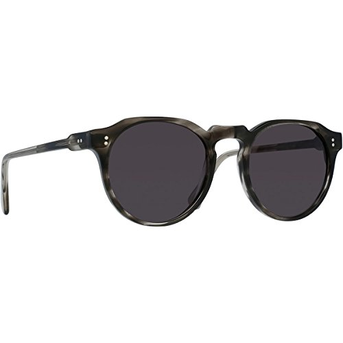 RAEN Optics Unisex Remmy 49 Made in France Collection Smoke Fumee - Remmy Sunglasses Raen