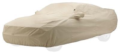 Covercraft Custom Fit Car Cover for Chrysler Crossfire (Technalon Evolution Fabric, Tan) (C16722TK)