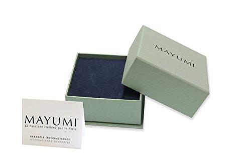 mayumi-bracciale perles pleine perlagione 6œ x7mm or jaune 750°/° °