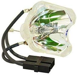 Replacement for Battery Technology Vt75lp Bare Lamp Only Projector Tv Lamp Bulb by Technical Precision