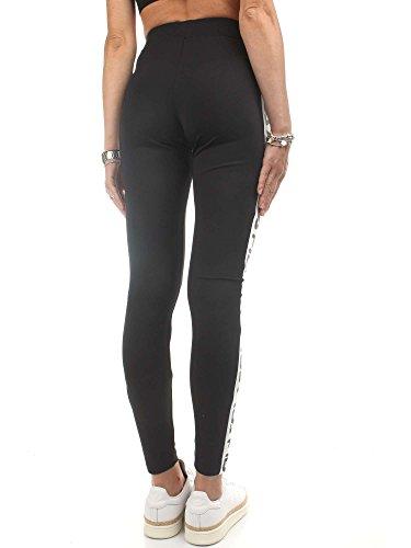 Holly Urban Negro Leggings Pantaloni Fila Donna Line wqxXxPBva