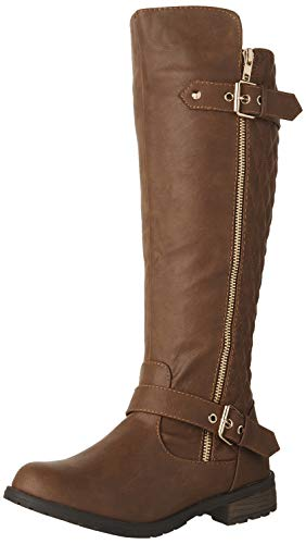 Forever Link Mango-21 Lady Boot Tan (7.5)