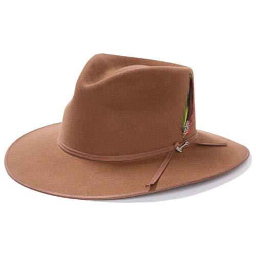 - Stetson Dune Gun Club Hat - Acorn - 7 3/8
