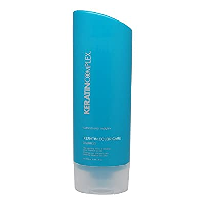Keratin Complex Smoothing Therapy Keratin Color Care Shampoo - 13.5 Oz
