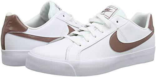 white Royale smokey 101 Tennis Donna Ac Court Mauve Da Wmns Scarpe Nike Multicolore pz6axa
