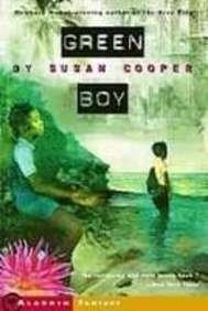 book cover of Green Boy