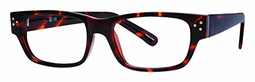 Soho 100 in Tortoise Designer Reading Glass Frames ; Demo - Frames Glasses Soho