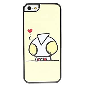 Cartoon Pattern Frosted Surface Hard Case for iphone 6 plus