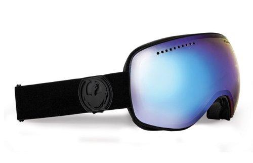 Dragon APX - Gafas de ventisca para esquí negro knight rider yellow blue io Talla:large: Amazon.es: Ropa y accesorios