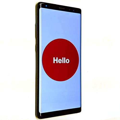 Samsung Galaxy Note 8 Verizon Wireless / GSM Unlocked 64GB - Midnight Black (Best Deal Note 8)